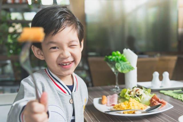 """""""Hormone hạnh phúc"""" – Bí quyết giúp trẻ ăn ngon, tiêu hóa tốt"""